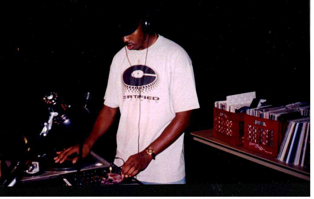Dj Nate The Great a.k.a. Nate Steel