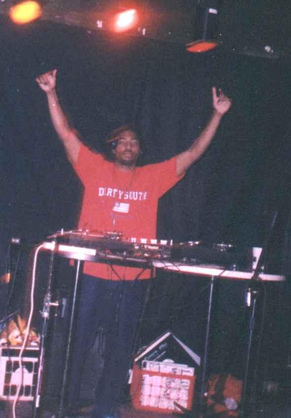 DJ Breakdown